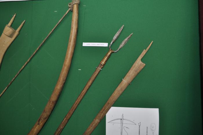 Оружие предков - самострел