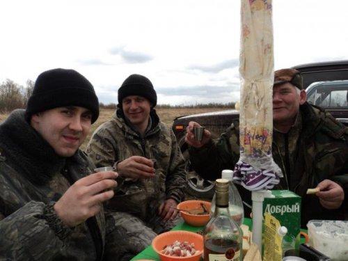 """""""По лугам да по озерам"""". Весенняя охота 2012."""