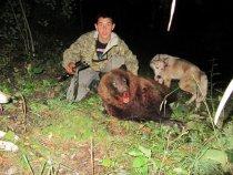 медведь на пасике!!