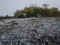 Первый снег  06.10.2012г.