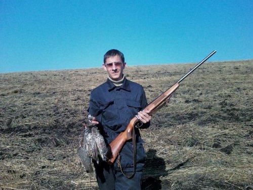 давняя охота 2010