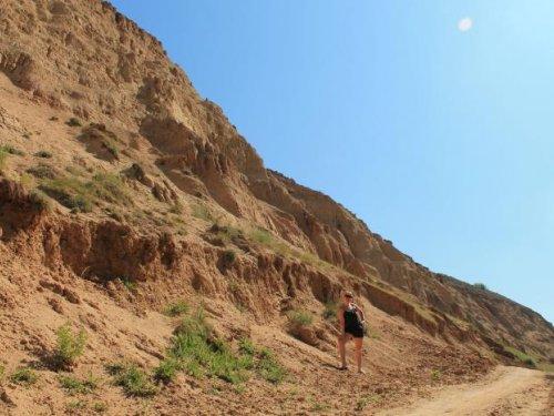 каньон колорадо недолеко от Барнаула