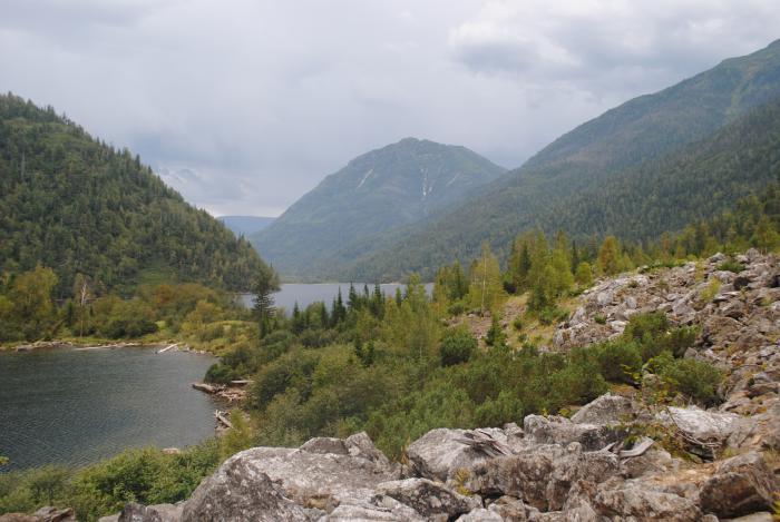 Малое и большое Соболиные озера
