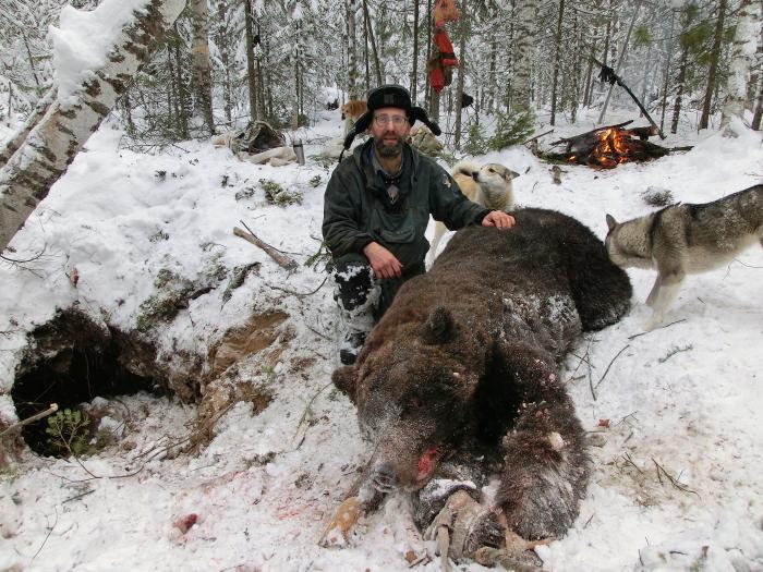 Фото с охоты