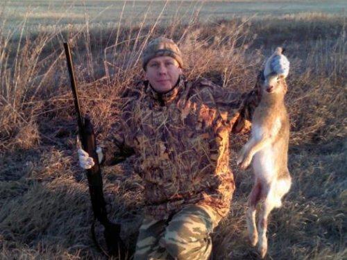 Январский заяц