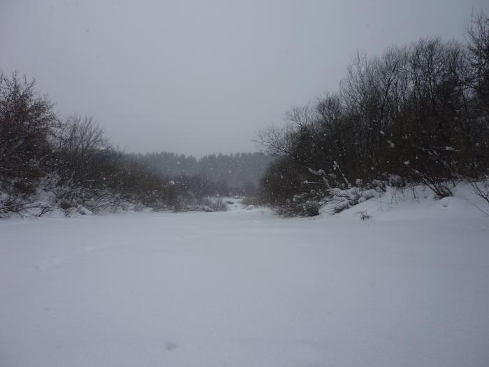 Зимняя Иня прекрасна!!!