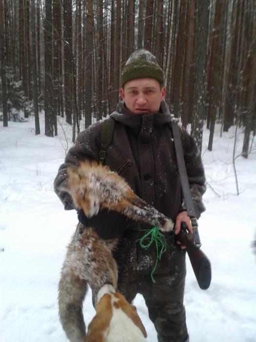 Владимирская обл. стрелял товарищ я только добрал ее ..найти не могли.