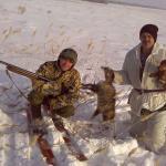 По норам с таксой (2) 17.02.2013