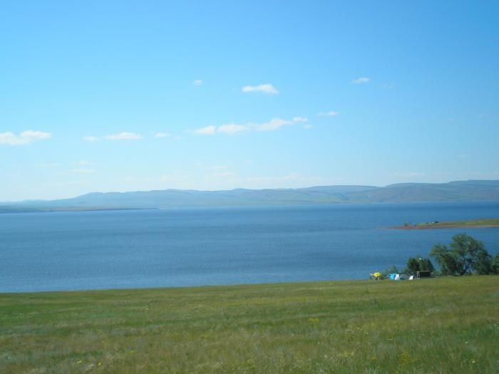 Красноярское водохранилище