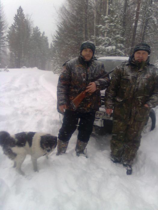 Снежная.  Байкал