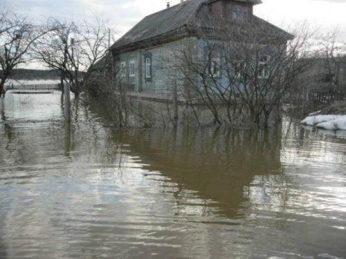 Потоп 2013г.