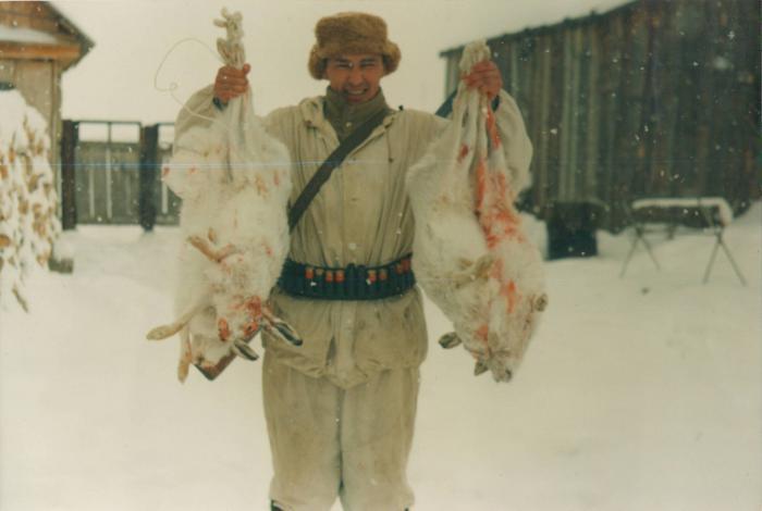 Закрытие охоты 30 января 2000 год