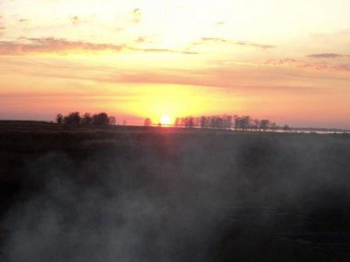 Закат на Колояре