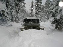 Не справился урал с ноябрьским снегом 7.11.13