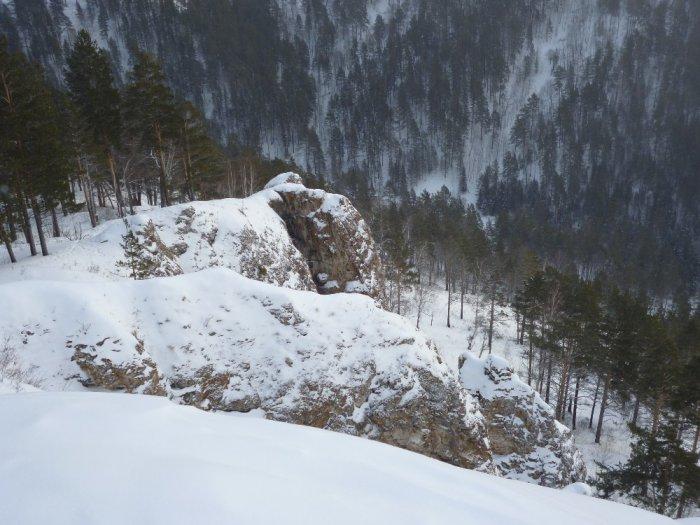 Торгашинский хребет