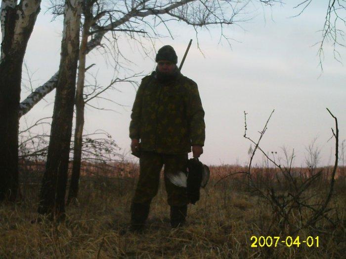 Весна. Новосибирск. Коченёвский р-н