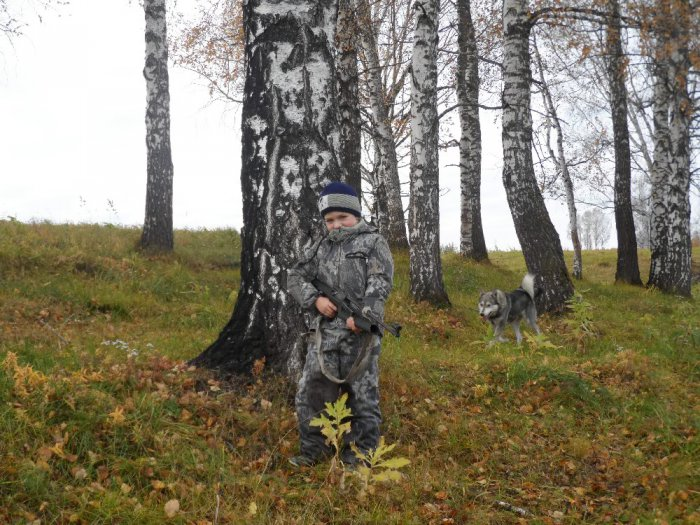 Первые шаги в охоте