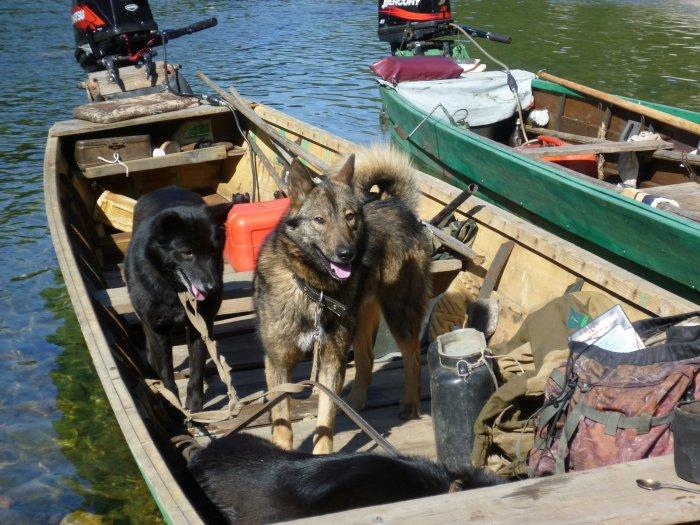 Макаракские лодки