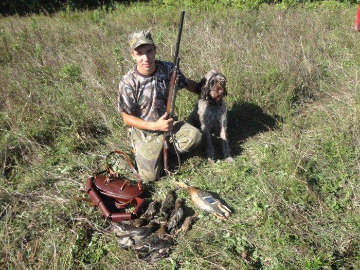 открытие охоты осень2013