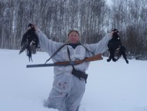 Закрытие сезона охоты2013-2014г
