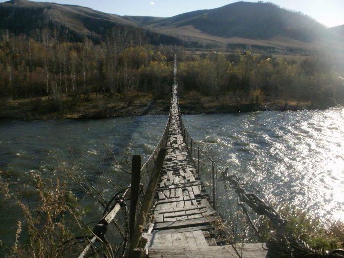 Как пойдем, по мосту или в брод?