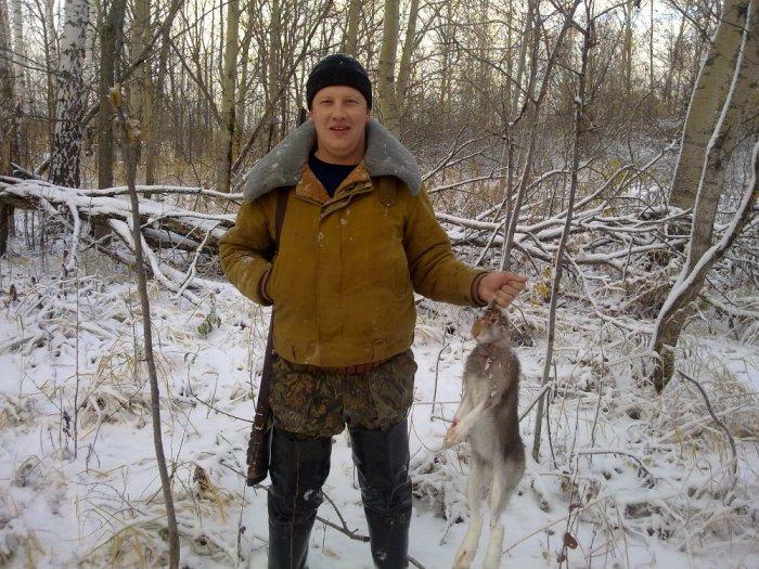 охота февраль