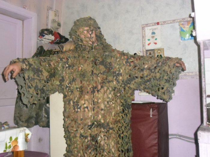 """""""ЛЕШИЙ"""" из лоскутов ..."""