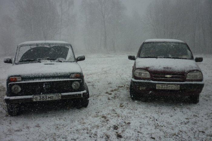 Застала зима врасплох