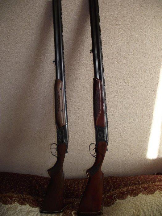 тоз-34-20Е и иж-27-12