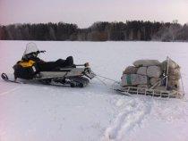 Ski-doo tundra wt