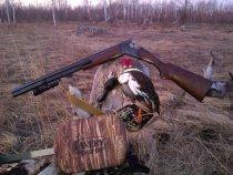 весенняя охота 2014