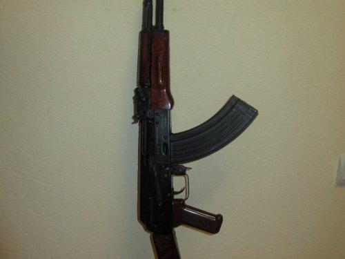 Гражданский АКМ - ВПО-133
