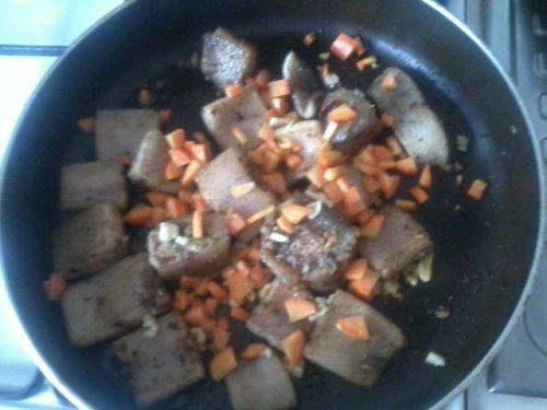 Как я готовил хвост бобра.