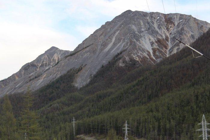 Самартинские горы -восточный саян