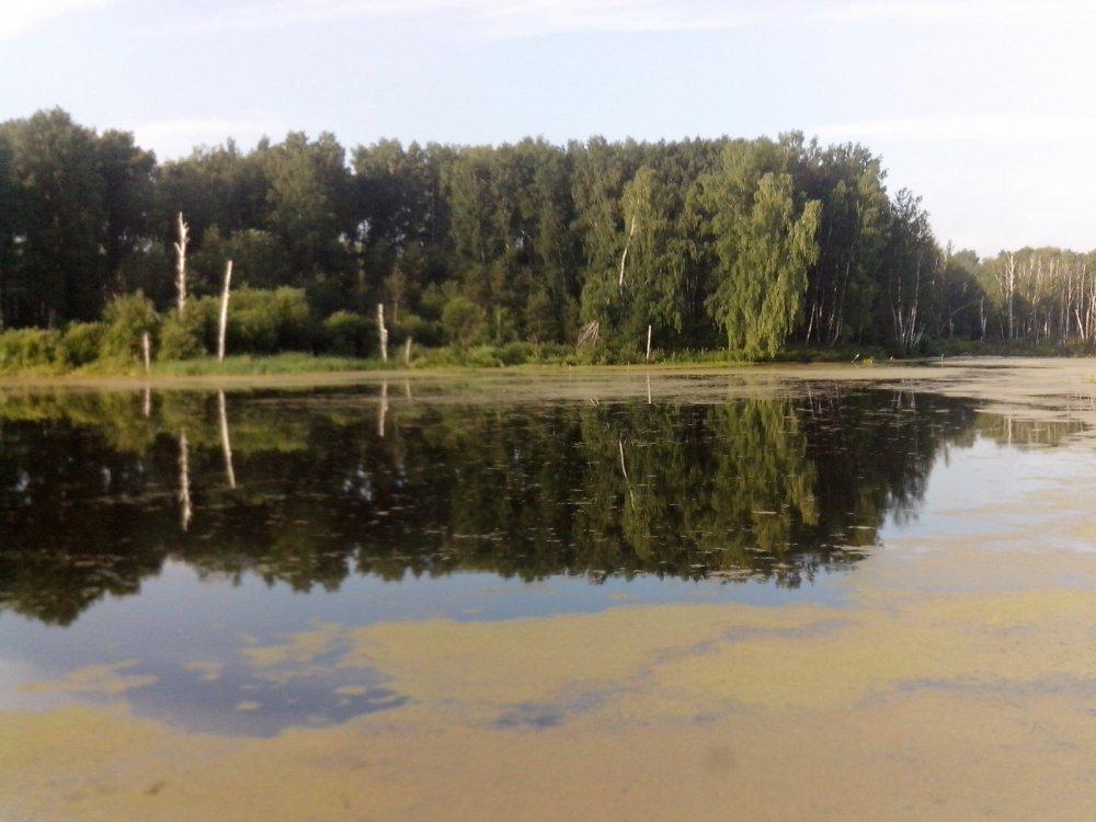 Озерко