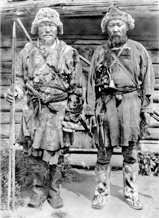 Охотники-эвенки