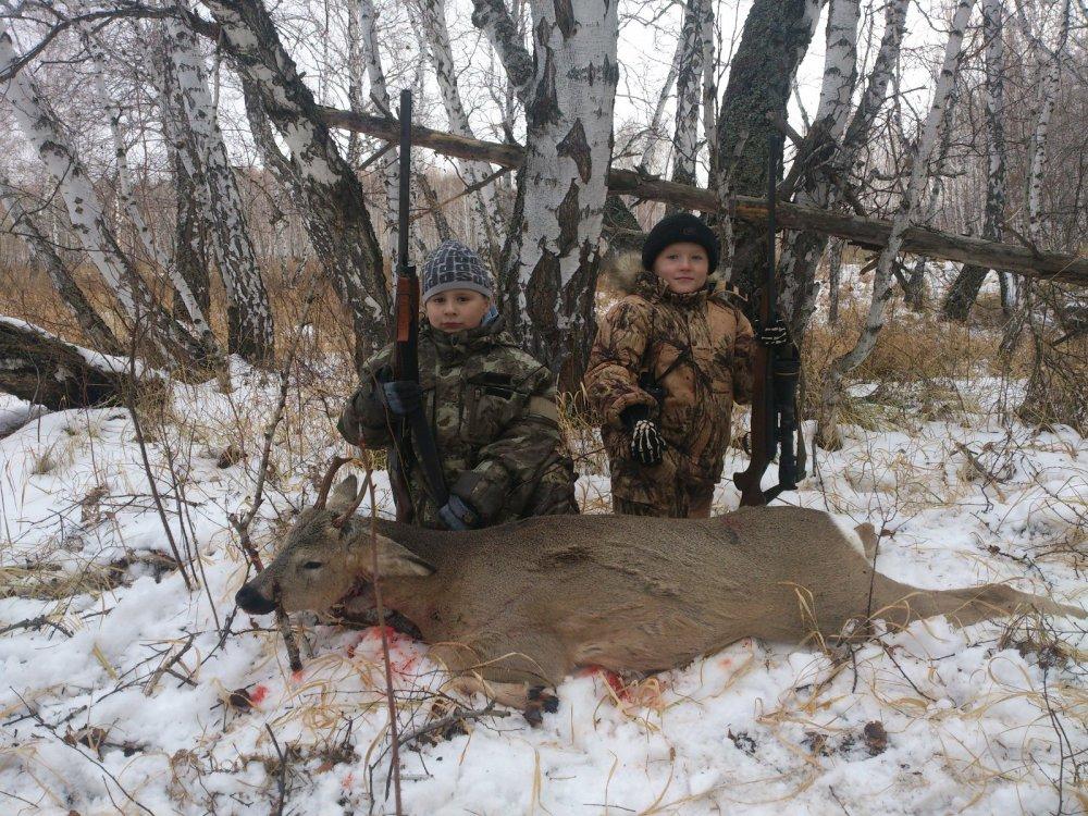 Охотнички