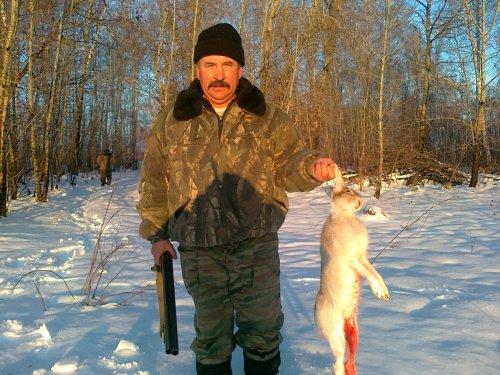 Открытие охоты 2014