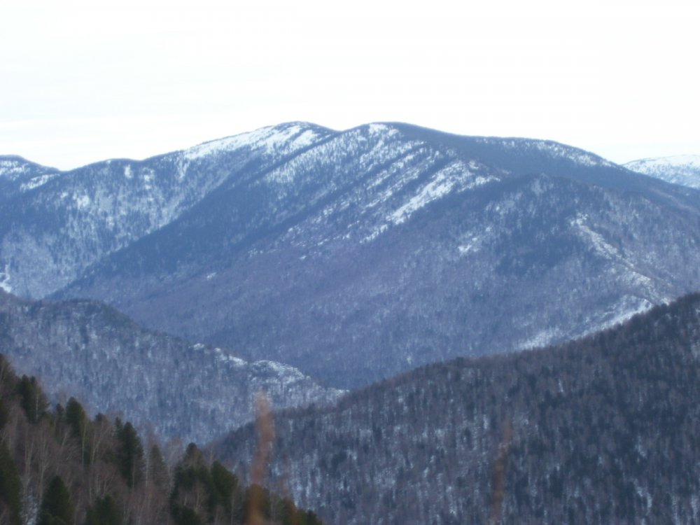 И снова Горы