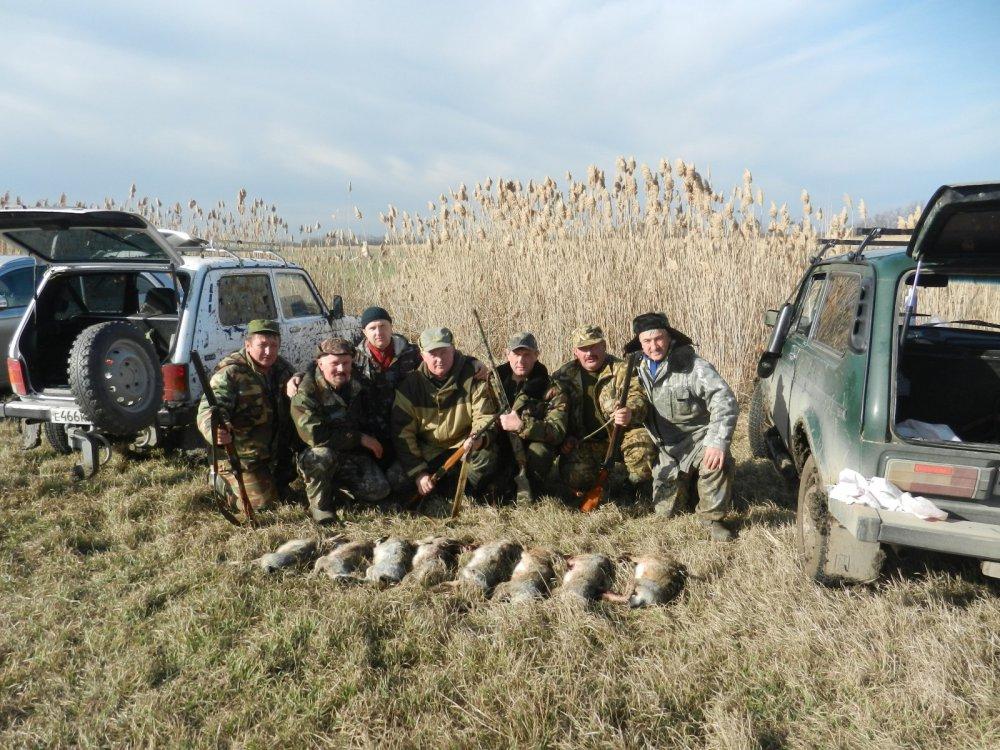 Закрытие охоты  на Кубани