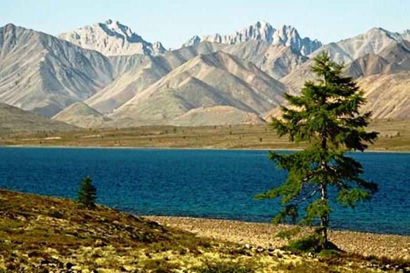 Озеро Водораздельное