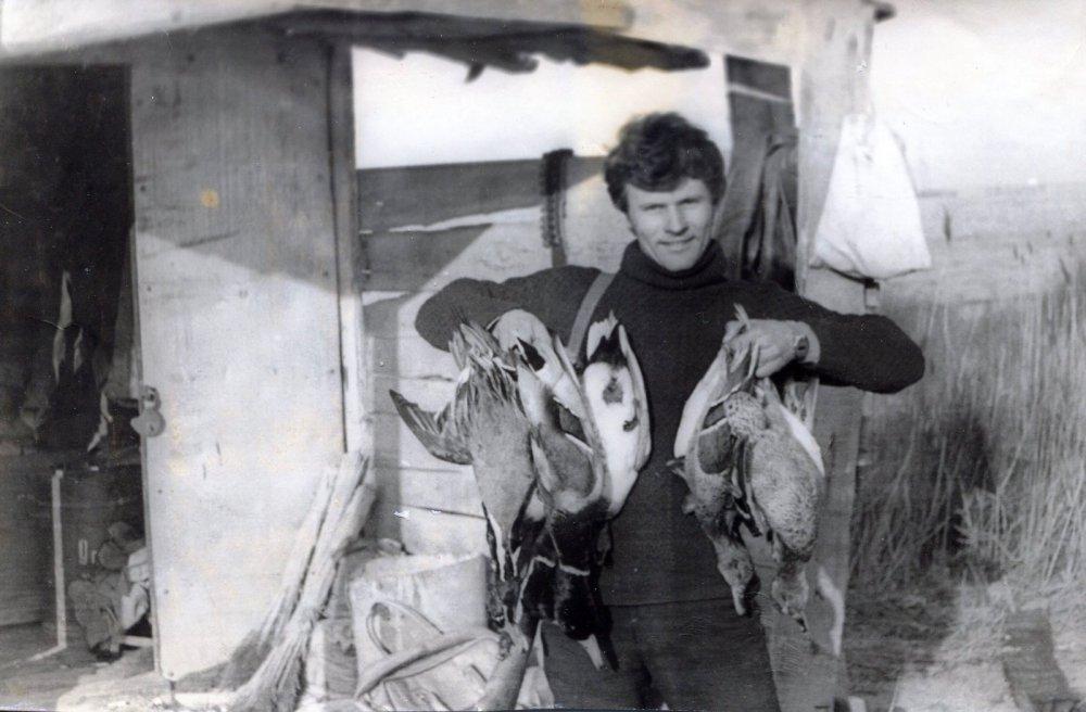 Охота на Каспии, 1976 год