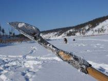 Пешня якутская - анньыы