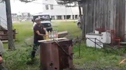 Тест на остроту. Якутский батас