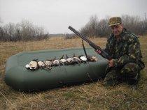 Скорей бы повторить на весенней охоте!