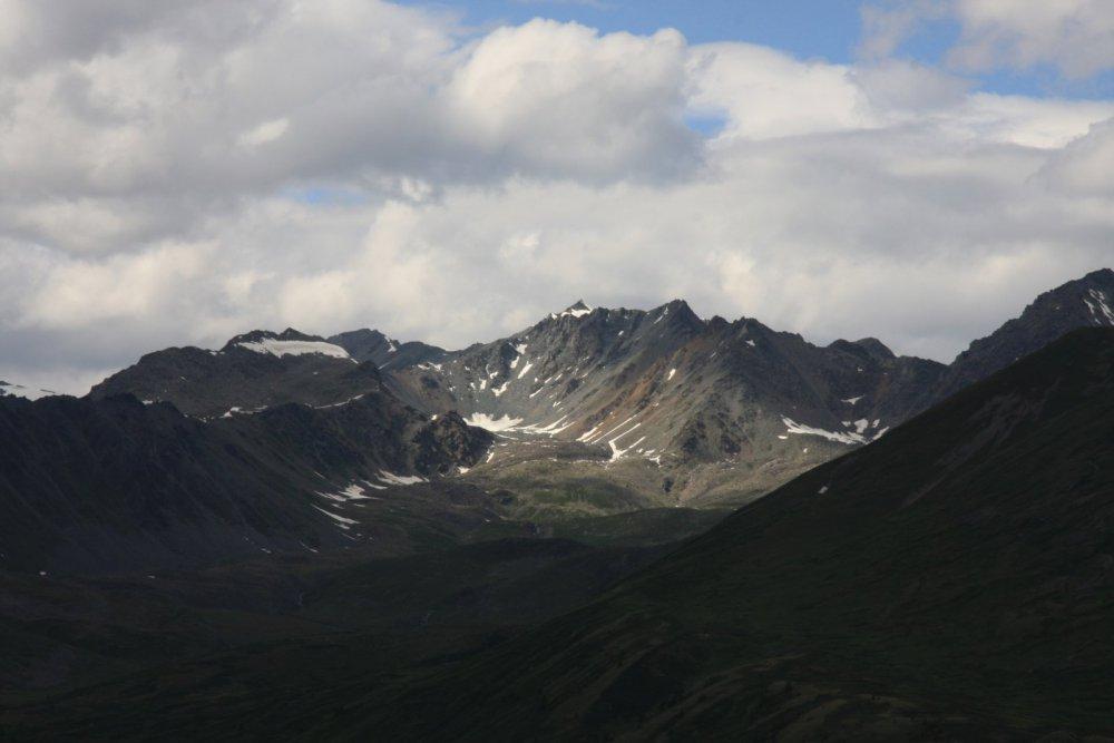 Алтай. Кош-Агачский район