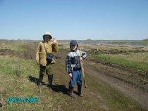 С детство на охоте