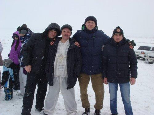 V Юбилейный чемпионат по охотничьему биатлону 28.02.2015 г.