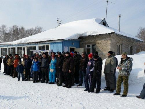 Кубок Сибирского охотника - построение