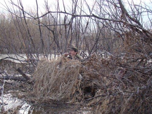 Колыванский район. Открытие весенней охоты.